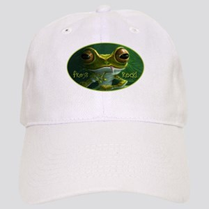 Frogs Eat What Bugs 'Em Cap